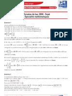 Corriges Maths S C02