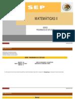 MATEMATICAS-II Trigonometria