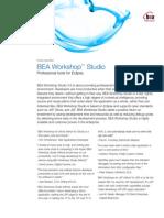 BEA Workshop Studio Ds