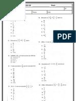 Exerc 3ano Lista1 Mat Basica