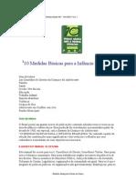 10 MEDIDAS BÁSICAS PARA A INFÂNCIA BRASILEIRA