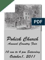 Pohick Church 2011 Fair Book