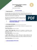 LITURGIA DE PASCUA