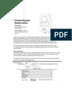 Wireless Keychain Wayne Dolton