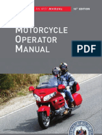 Motorcycle Manual