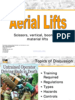 Training Aerial Lifts