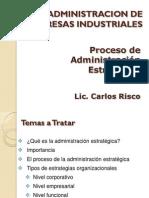 Proceso de Administración Estratégica