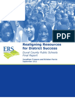 Realigning Resources for DistrictSuccess