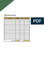 Debt Planning