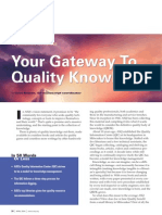 Your Gateway to Quality Knowledge