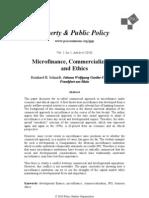 Microfinance - Schmidt