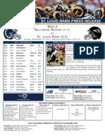 R3 Rams vs. Ravens