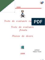 Desen+Tehnic Teste&Planse