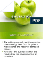6.1Types of Nutrition