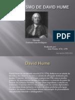O Empirismo de David Hume-1