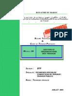 M26-Gestion Et ion Des Travaux BTP-TSCT