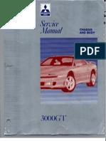 1992-1999 3000GT Service Volume 1