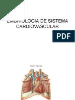 Embriologia de Sistema Cardiovascular