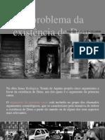 O problema da existência de Deus (1)