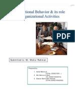 Organizational Behavior - 02