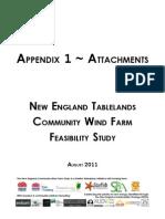 Appendix 1 ~ Attachments