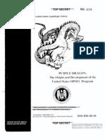 US Cryptologic History Series VI, Vol. 2 - Purple Dragon