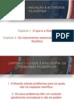 MÓDULO 1 - CONCEITO E OBJECTO DA FILOSOFIA - OS PROBLEMAS FILOSÓFICOS