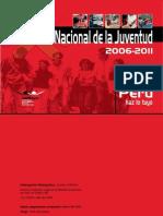 Plan Nacional de Juventud 2006 - 2011