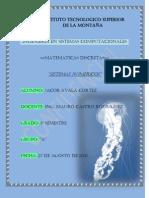 SISTEMAS NUMERICOS (ENSAYO)