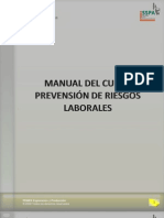 Manual Prevencin de Riesgos Laborales 2010