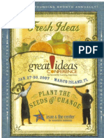 Great Ideas Conference