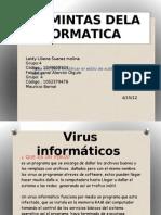 Traboajo de Diapositivas Virus cos Grupo 4
