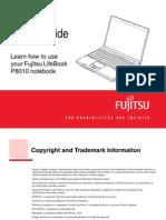 2008 02 28 Cendirect_Fujitsu P8010 $1667 $1770 R8205386 USER GUIDE