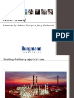 Refinery and Seals