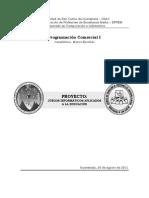 Proyecto- Programacion Comercial i 2011
