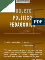Projeto poltico pedaggico