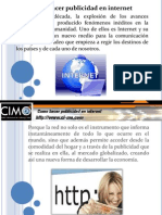 Como Hacer Publicidad en Internet