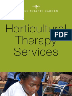 Horticultural Therapy Services