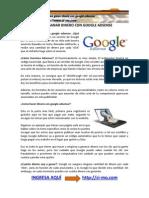 Trucos y Secretos para Ganar Dinero con Google Adsense