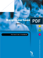 How to make your Neighbourhood a better place to live - Manual