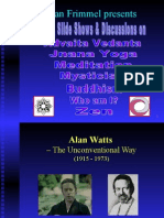 Alan Watts - The Unconventional Way