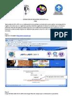 Registro JOTI 2011