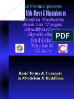 Basic Terms & Concepts in Mysticism & Buddhism