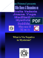 What is via Negativa in World Mysticism & Religions