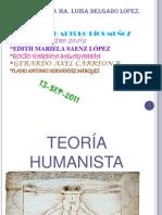TEORÍA HUMANISTA 5-1
