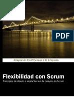 Flexibilidad Con Scrum