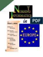 Nursing tics in Europe