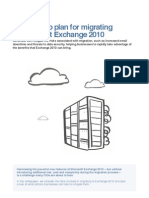 Three Steps to Migrating to Exchange 2010