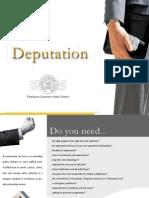 Deputation