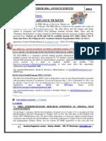 GSA Announcements Sep20 2011